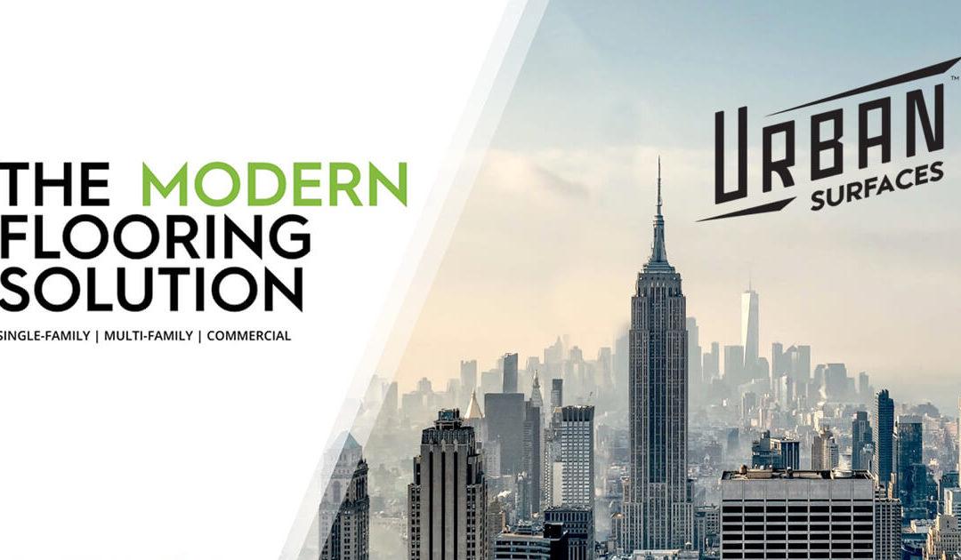 Client Website Launch: Urban Surfaces