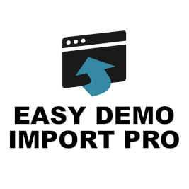 Easy Demo Import Pro